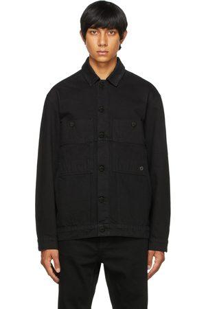 Etudes Men Denim Jackets - Denim Guest Jacket
