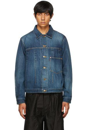 Pins & Needles Denim Darts Jacket