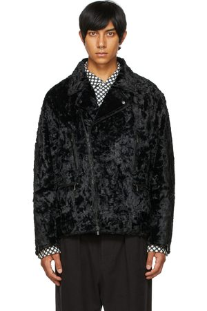 Pins & Needles Faux-Fur Double Riders Jacket