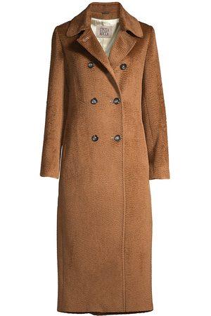 Cinzia Rocca Wool-Blend Trench Coat