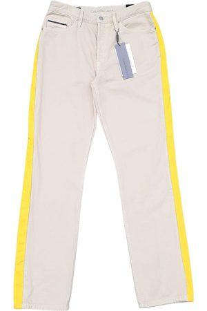 CALVIN KLEIN JEANS Straight jeans