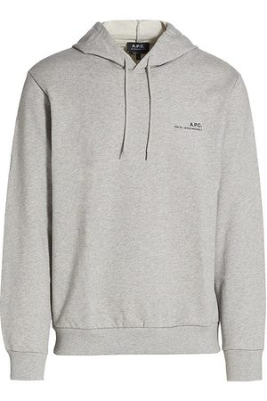A.P.C. Cotton Logo Hoodie