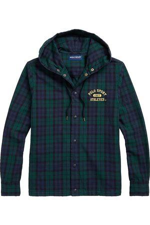 Polo Ralph Lauren Classic-Fit Hooded Shirt