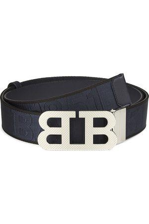 Bally Reversible B-Mirror Belt
