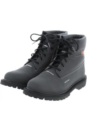 Heron Preston Leather boots