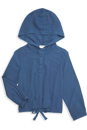 Bella Dahl Little Girl's & Girl's Hooded Top