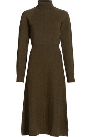 Derek Lam Bethany Wool Sweaterdress