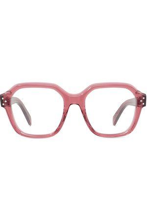 Céline 52MM Square Glasses