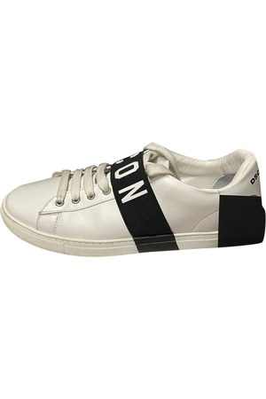 Dsquared2 Men Sneakers - Leather low trainers