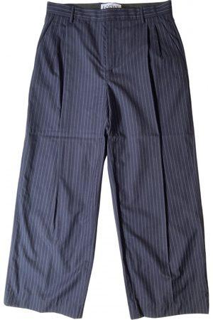 Loewe Wool trousers