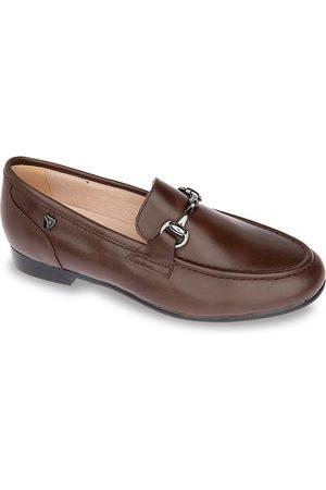 Venettini Little Boy's & Boy's Leather Loafers