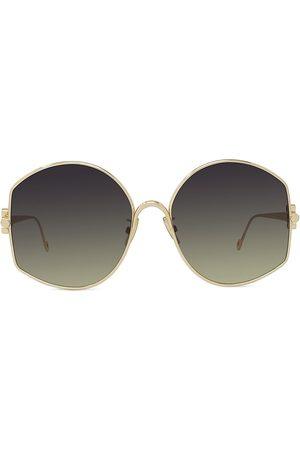 Loewe 60MM Round Sunglasses