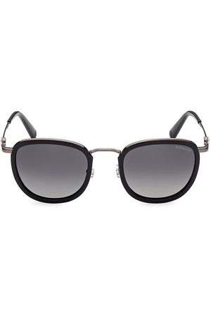 Moncler 52MM Round Sunglasses