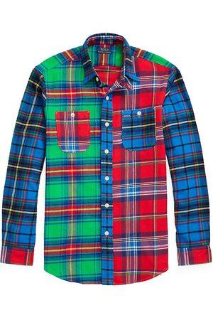 Polo Ralph Lauren Classic-Fit Plaid Shirt