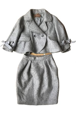 John Galliano Wool suit jacket