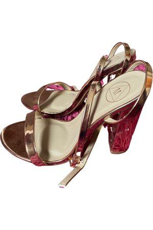 Missguided Vegan leather sandals