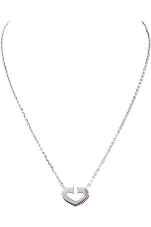 Cartier White gold necklace