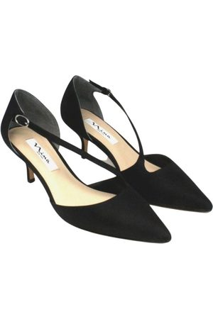 NINA Exotic leathers heels