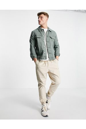 ASOS Denim western jacket in