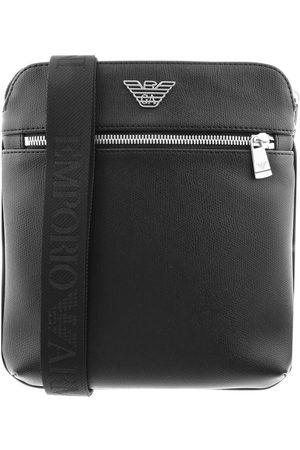 Armani Emporio Logo Shoulder Bag