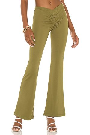 Miaou Elvis Pant in Olive.