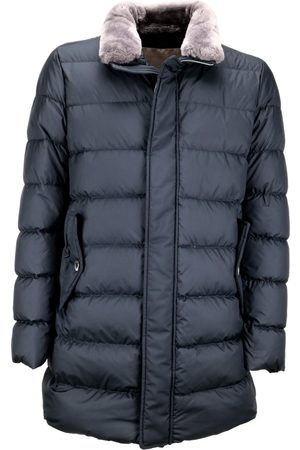 Herno Stand-Up Collar Padded Coat