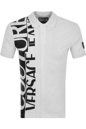 VERSACE Men Polo Shirts - Couture Polo T Shirt