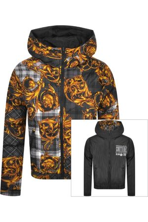 VERSACE Men Jackets - Couture Hooded Jacket
