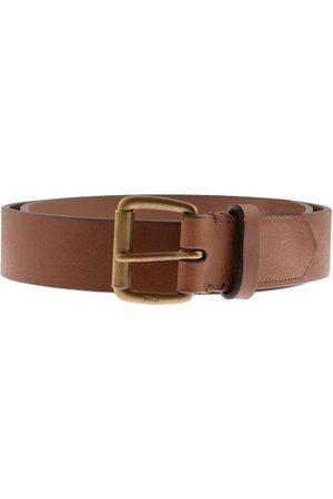 Ralph Lauren Tmbled Leather Belt
