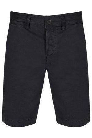 Superdry Men Shorts - International Chino Shorts Navy