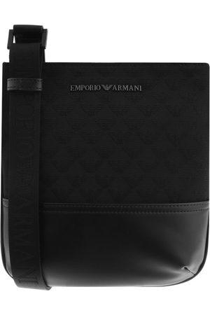 Armani Men Wallets - Emporio Logo Shoulder Bag