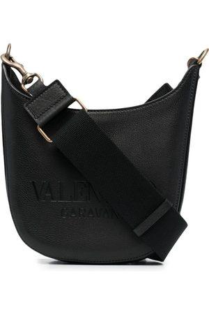 VALENTINO Small Logo-Embossed Shoulder Bag