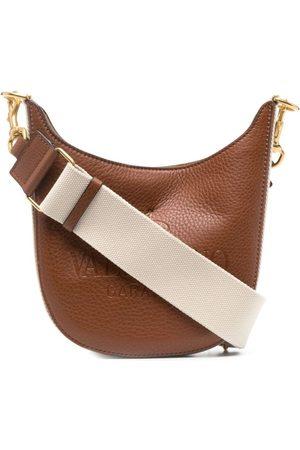 VALENTINO Identify Leather Shoulder Bag
