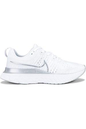 Nike React Infinity Run Flyknit 2 Sneaker in .