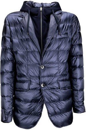 HERNO Midnight Layered Padded Jacket