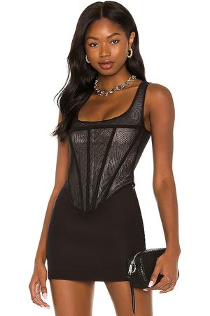 Miaou Campbell Corset in .