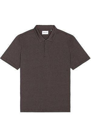 Melrose Place Brookside Polo in Grey.