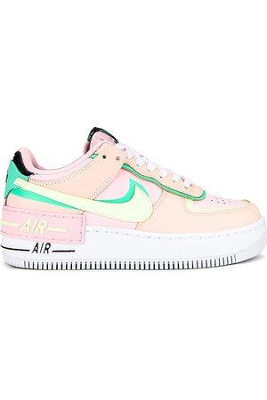 Nike Air Force 1 Shadow Sneaker in Blush.