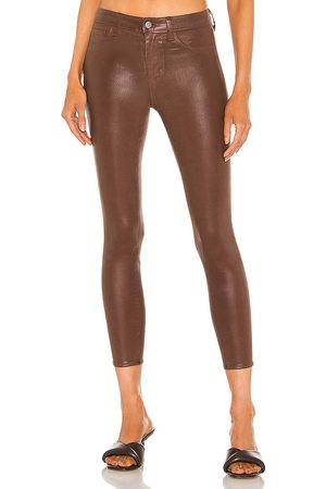 L'Agence Margot High Rise Skinny Jean in .