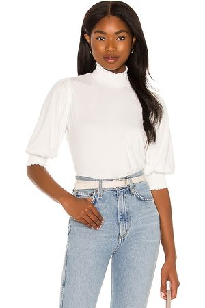 Steve Madden Up To Here Top in Ivory.