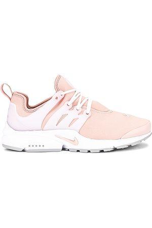 Nike Air Presto Sneaker in Blush.