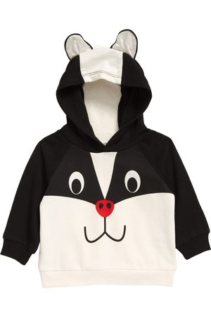 Tucker + Tate Infant Boy's Icon Critter Face Pullover Hoodie