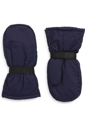 L.L.BEAN Infant Boy's Kids' Cold Buster Waterproof Insulated Mittens