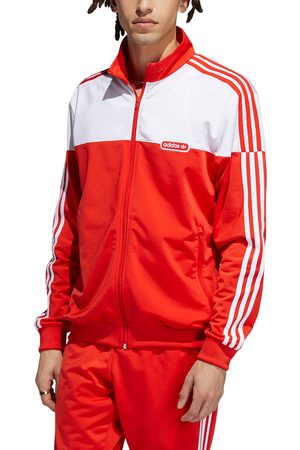 adidas Men's Split Firebird Track Jacket