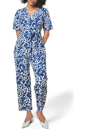 Leota Women's Kayla Floral Jumpsuit