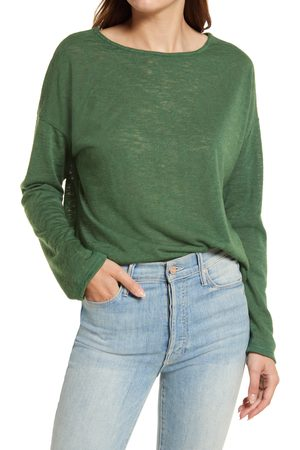 Treasure & Bond Women's Structured Knit Tunic Top