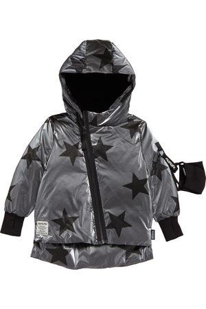 Nununu Toddler Kids' Star Hooded Down Jacket