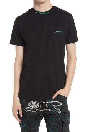 ICECREAM Men's Men's Logo Pocket T-Shirt