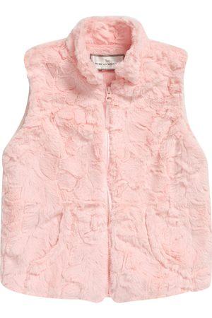 Widgeon Toddler Girl's Faux Fur Vest