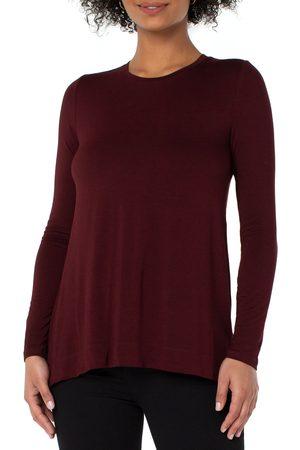 Liverpool Los Angeles Women's Scoop Neck Jersey T-Shirt